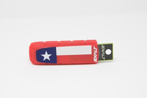 Photos of Exalt Paintball Barrel Cover - Texas. Photo taken by drpaintball.com
