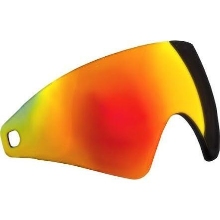 Virtue VIO Thermal Lens - Replacement Paintball Goggle Lens - Orange