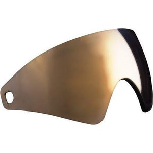Virtue VIO Thermal Lens - Replacement Paintball Goggle Lens - Gold