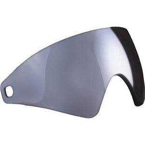 Virtue VIO Thermal Lens - Replacement Paintball Goggle Lens - Silver