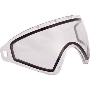 Virtue VIO Thermal Lens - Replacement Paintball Goggle Lens - Clear