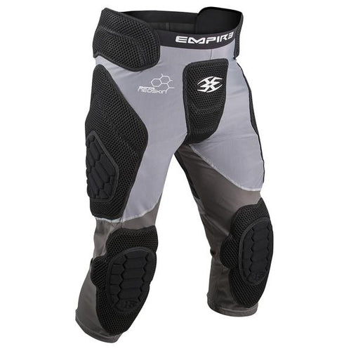 Photos of Empire NeoSkin Slide Shorts w/ Knees F6 - Youth. Photo taken by drpaintball.com