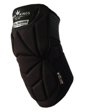 Photos of Bunkerkings Royal Guard Knee Pads - Paintball Knee Pads - Large. Photo taken by drpaintball.com
