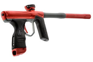 Photos of Dye DSR Paintball Marker - Blaze (Red). Photo taken by drpaintball.com