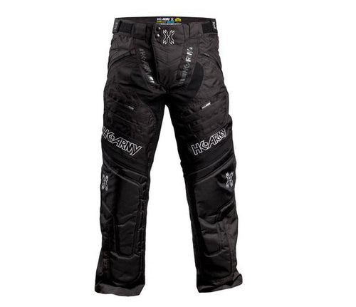 Photos of HK Army Hardline Paintball Pants - Stealth - XS/S. Photo taken by drpaintball.com