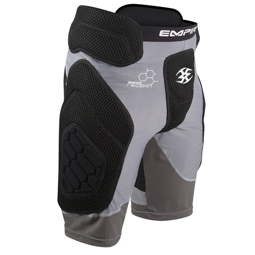 Photos of Empire NeoSkin Slide Shorts F6 - XL. Photo taken by drpaintball.com