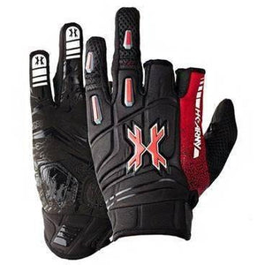 HK Army Pro Paintball Gloves - Lava - XL