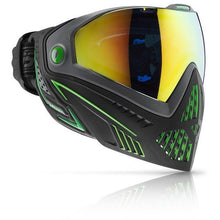 Photos of Dye i5 Paintball Goggle - Green. Photo taken by drpaintball.com
