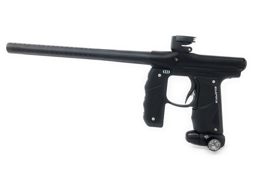 Photos of Empire Mini GS Paintball Marker - Black. Photo taken by drpaintball.com