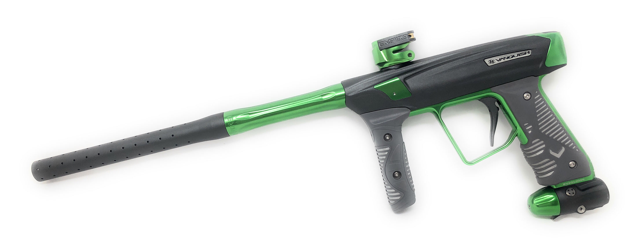 Photos of Empire Vanquish GT Paintball Marker - Lead. Photo taken by drpaintball.com