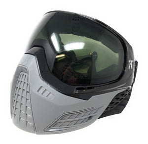 Photos of HK Army KLR Paintball Goggle System - Slate/Black. Photo taken by drpaintball.com