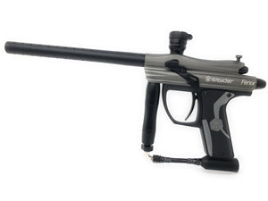 Photos of Spyder Fenix Paintball Marker - Grey. Photo taken by drpaintball.com