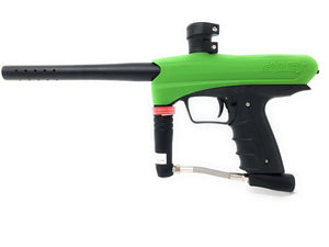Photos of Gog eNMEY .68 Cal Paintball Marker - Green. Photo taken by drpaintball.com