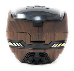 Photos of HK Army TFX Paintball Loader - Wood Grain. Photo taken by drpaintball.com