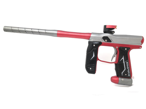Photos of Empire Paintball Axe 2.0 - Grey/Red. Photo taken by drpaintball.com
