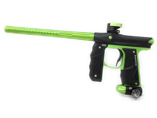 Photos of Empire Mini GS Paintball Marker - Black/Green. Photo taken by drpaintball.com