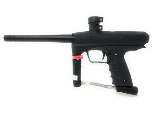 Photos of Gog eNMEY .68 Cal Paintball Marker - Black. Photo taken by drpaintball.com