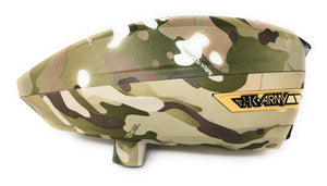 Photos of HK Army TFX Paintball Loader - Multicam (Camo). Photo taken by drpaintball.com