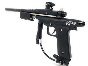 Photos of Azodin KP3 Pump Paintball Marker - Black. Photo taken by drpaintball.com
