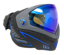 Photos of Dye i5 Paintball Goggle - Blue. Photo taken by drpaintball.com