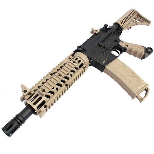 Tippman TMC MagFed Paintball Marker - All Variations - Black/Tan - Paintball Guns - Tippmann - Dr Paintball - 1