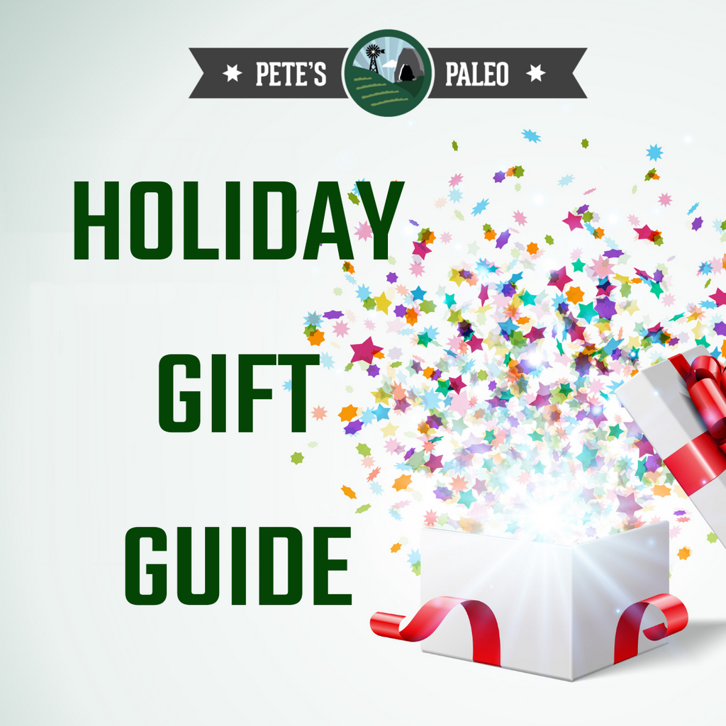 Pete's Paleo Holiday Gift Guide
