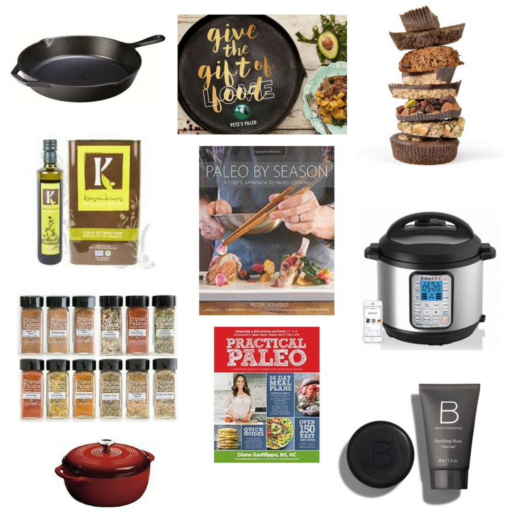 Gift Guide: Our Favorite Paleo Things