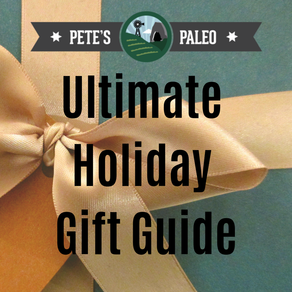 The Ultimate Paleo Gift Guide
