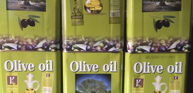 Best. Olive Oil. Ever.