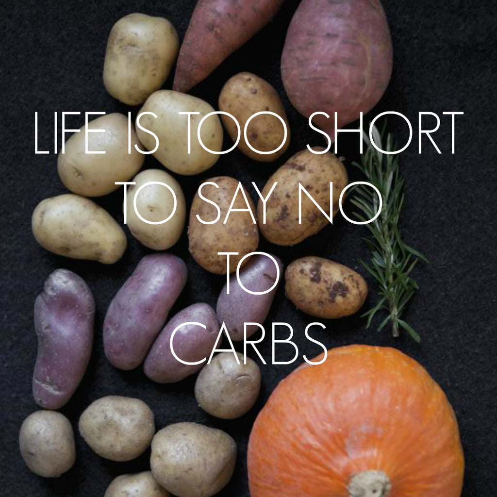 Yes, You Eat Carbs On A Paleo Diet