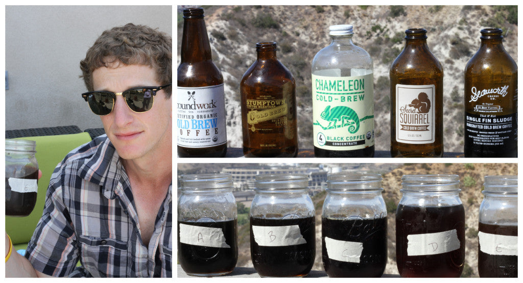 Cold Brew Coffee Showdown Updated* 7.14.14