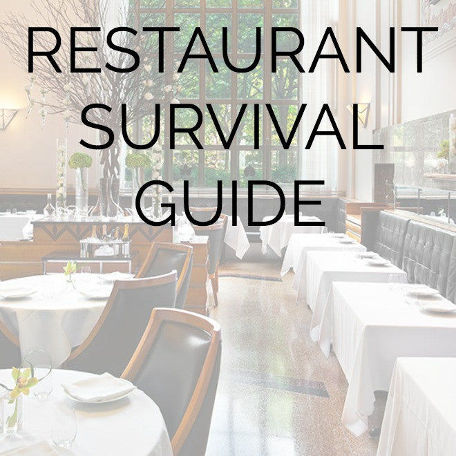 Eating Out: A Restaurant Survival Guide
