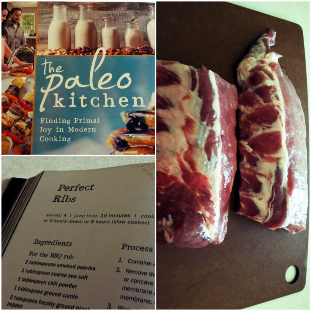 lip smackin' ribs from the paleo kitchen: a book reviewguest