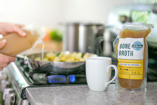 Add 24oz Chicken Bone Broth to Subscription