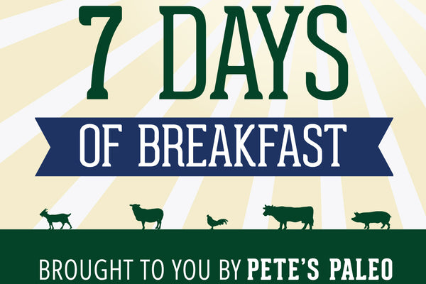 7 Days of Breakfast eBook