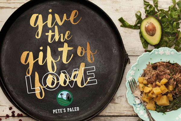 Pete's Paleo Gift Cards