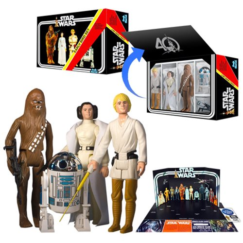 New Jumbo Gentle Giant Star Wars Figures!!