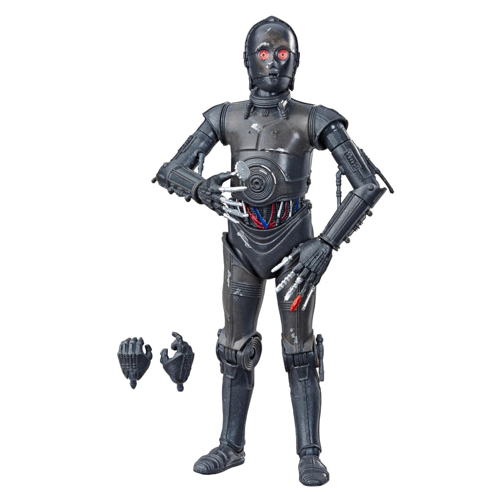 Star Wars - Black Series - 0-0-0 (Triple Zero) #89