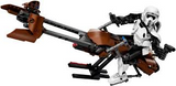 Lego - Star Wars - 75532 Scout Trooper & Speeder Bike