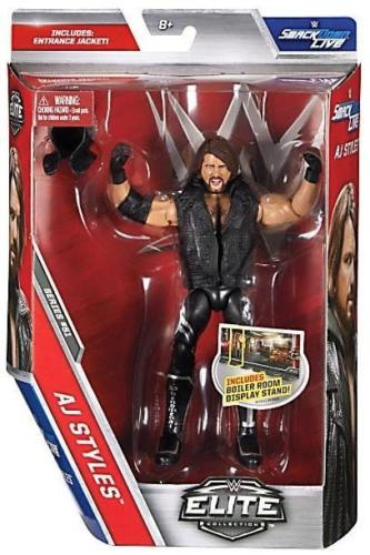 WWE - Elite Collection Series #51 - Smackdown AJ Styles