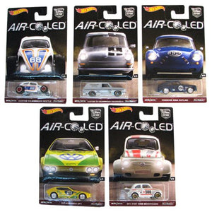 Hot Wheels - Car Culture Air Cooled 2017 - Mix 2 Set of 5