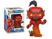 Funko Pop - Disney's Aladdin - Red Jafar (As Genie) #356