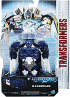 Transformers - Allspark Tech - The Last Knight - Barricade Figure