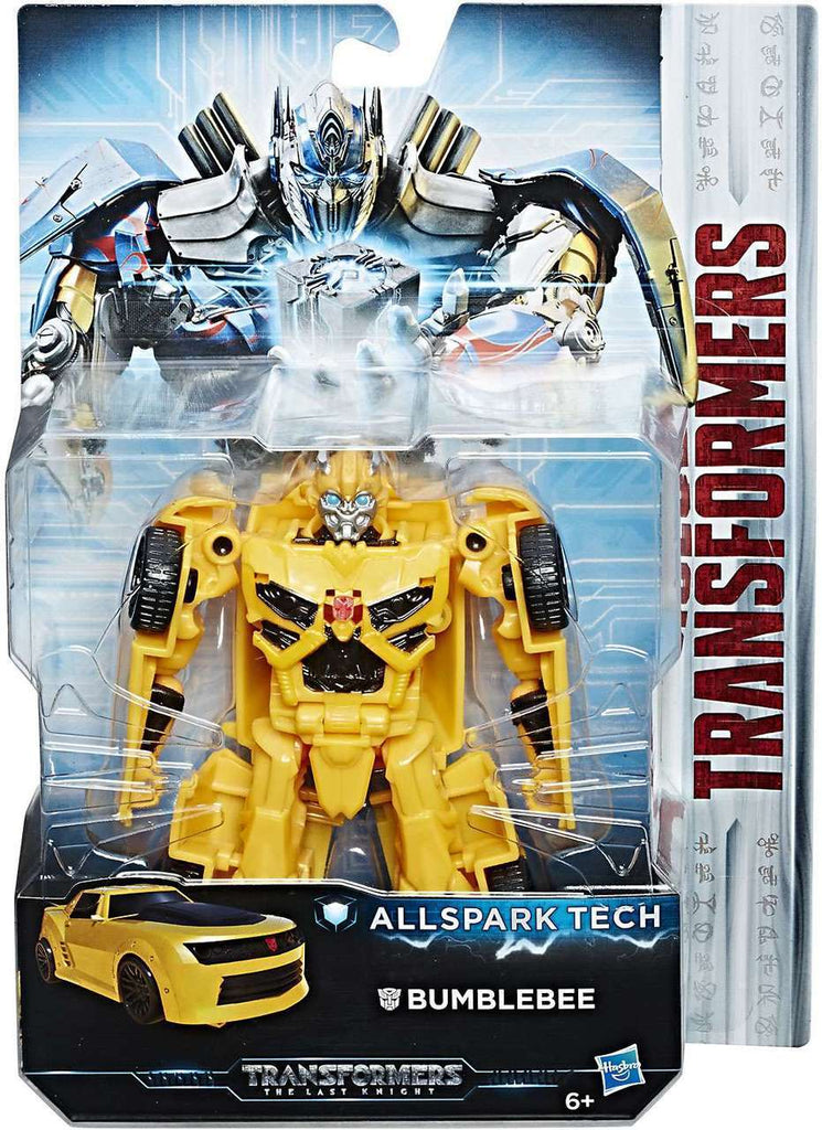 Transformers - Allspark Tech - The Last Knight - Bumblebee Figure