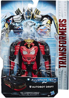 Transformers - Allspark Tech - The Last Knight - Autobot Drift Figure