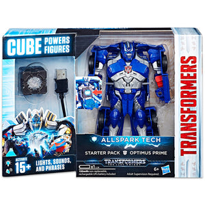Transformers - Allspark Tech - Starter Pack - Optimus Prime