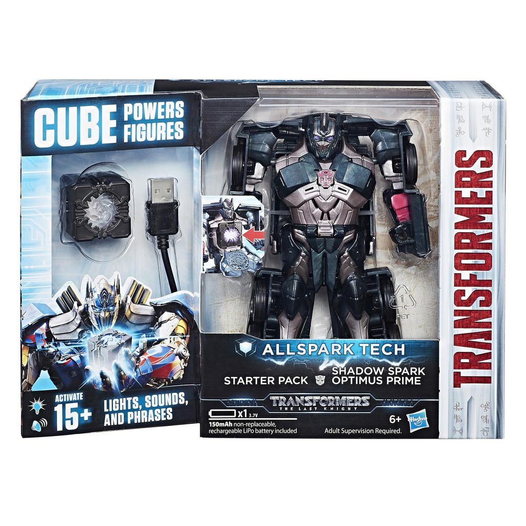 Transformers - Allspark Tech - Starter Pack - Shadow Spark Optimus Prime