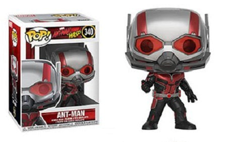 Funko Pop! - Ant-Man & The Wasp - Ant-Man #340