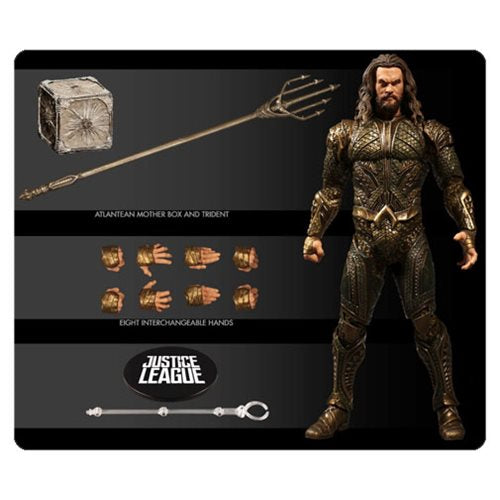 Mezco - One:12 Collective Action Figures - Justice League Aquaman
