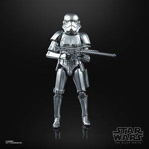 PREORDER - Star Wars - Black Series Carbonized - Stormtrooper